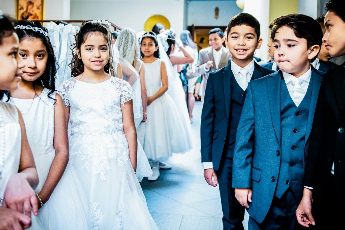 First Communion Kids - Event Photographer NY